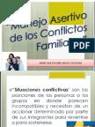 Resolucion de Confllictos Familiares