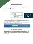 Manual de Usuario - MÓDULO DOCENTE