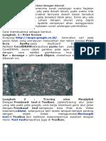 cara Membuat Peta Denah Lokasi dengan Akurat.docx
