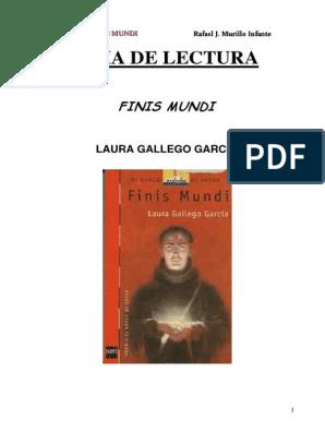 Descargar Libro Gratis Pdf Finis Mundi Laura Gallego Guia De Lectura Finis Mundi Del Ies Lopez Neyra Traducciones