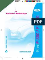 Manual Ford F350 CD 2010