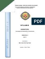 Sílabo 2017- Tics