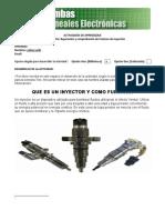 SEMANA 3 Comprobacion Del Sistema de Inyeccion