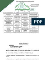 Organizaciones y Desarrollo Sostenible
