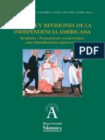 VISIONES Y REVISIONES DE LA INDEPENDENCIA AMERICANA