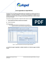 Cálculo Del Aguinaldo en Aspel NOI 8.0 R1