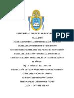 Pakamuritos Fino & Artesanal