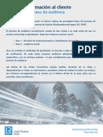 Proceso de Auditora en La Norma Iso 14001 de Gesti