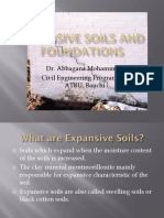 Expansive Soils and Foundations
