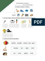 Guía de Trabajo Letra T Taza (1)