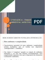 Direito Penal Ambiental. Aspectos Gerais