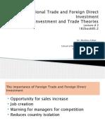182-2 Trade FDI n Theories (1)