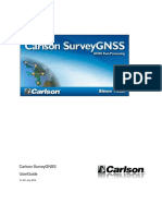 Carlson SurveyGNSS UserGuide