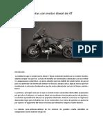 Motos Con Motor Diesel de 4T