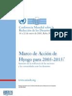 Hyogo Framework for Action Spanish