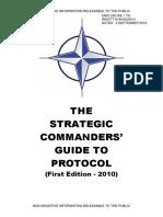 Protocol_guide. NATO (Otan).