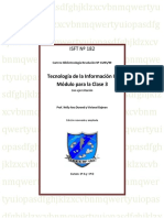 DURAND, Nelly. Tecnologia de La Informacion I. Modulo Para La Clase 3