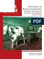 117420686 84309839 Giants of Russian Literature Turgenev Dostoevsky Tolstoy and Chekhov 1