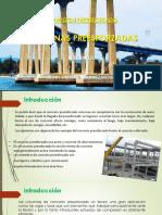 COLUMNAS PREESFORZADAS DIAPOSITIVAS