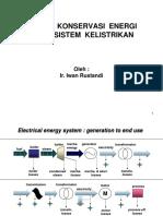 Audit Energi Pada Sistem Kelistrikan