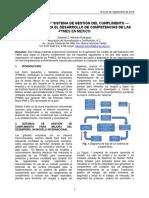 Sistema de gestión del cumplimiento-directrices
