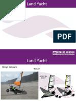 Land Yacht Presentation