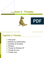 Capítulo 4 - Threads