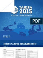Catalogo Agricola MALSA 2015
