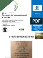 Tecnicas de Expresión Oral y Escrita Unidad 1 (1)