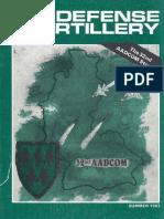 Air Defense Artillery - Summer1983