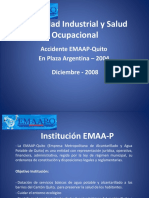 Accidente EMMAP-Q (C)