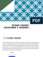 Estado Liquido Soluciones y Coloides