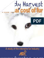Bloody Harvest-The Real Cost of Fur