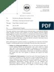 Alabama Sentry Program - Legal Underpinnings Memo