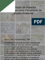 CURSO - Avaliação de Impactos Ambientais.ppt