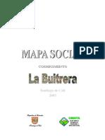 Mapa Social La Buitrera