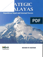 Book StrategicHimalaya