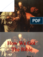 4921993 How We Got the Bible 1 Version 20