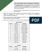 Distribución Actividades de Laboratorio 2S2018