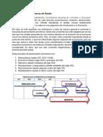 Corrientes Económicas Del Estado