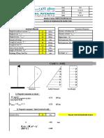 Water Tank Design ( Aci 318-05 & 350-01)