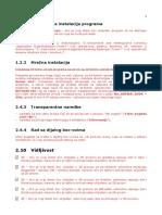 Dodatak za kompletiranje velikog uputstva.doc
