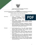 Permentan 11-2015 ISPO