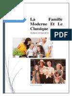 La Famille Moderne Et Le Classique