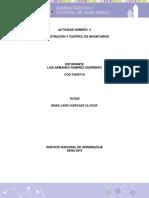 Actividad Numero 2 Administracion y Control de Inventarios