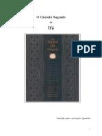 Brasil - El Or£culo Sagrado de If£ by POWERNINE.doc