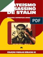 o Ateísmo Assassino de Stalin