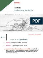 UD. 1A Ergonomia Antecedentes y Evolucion