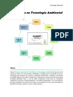 Ingeniería en Tecnología Ambiental Actividad 2