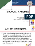 BibliografiaAnotada